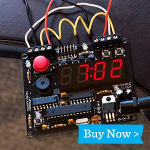 Defusable Clock Kit
