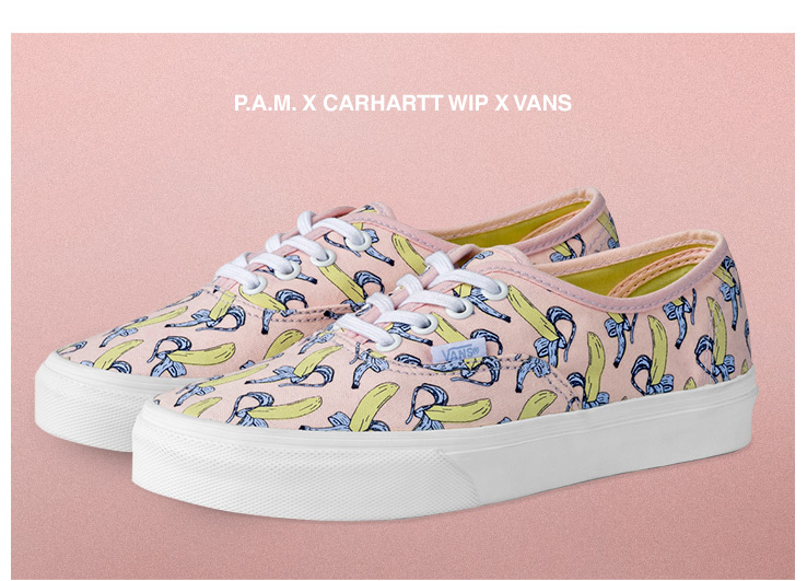 P.A.M. X Carhartt WIP Shoes