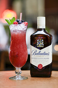 Ballantine's Cobbler Cocktail Image