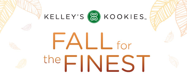 Kelley's Kookies | Fall for the Finest